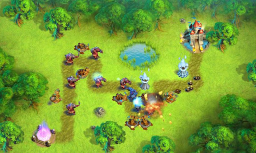 towers n' trolls android