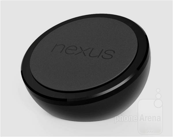 chargeur induction lg nexus