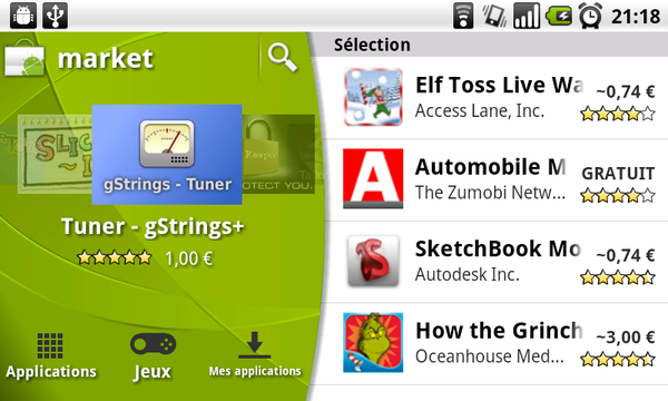 android market 2.2.6