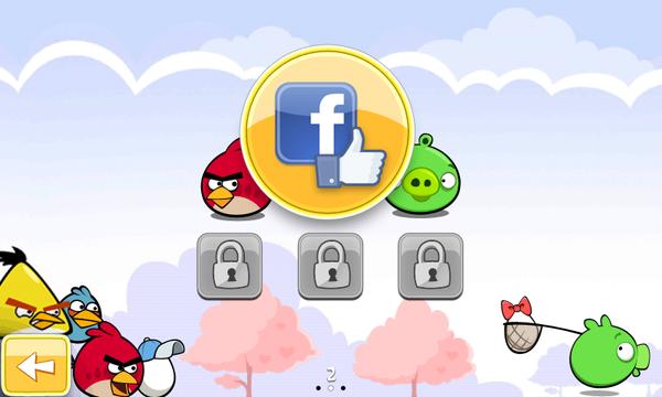 Angry Birds Saint Valentin