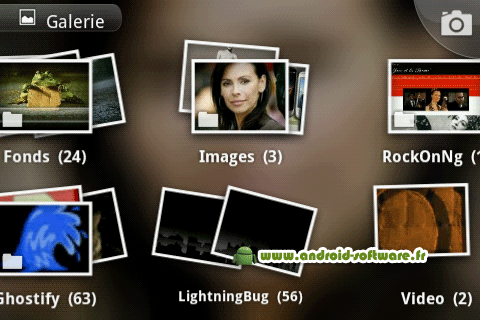 galerie android