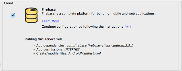 firebase android