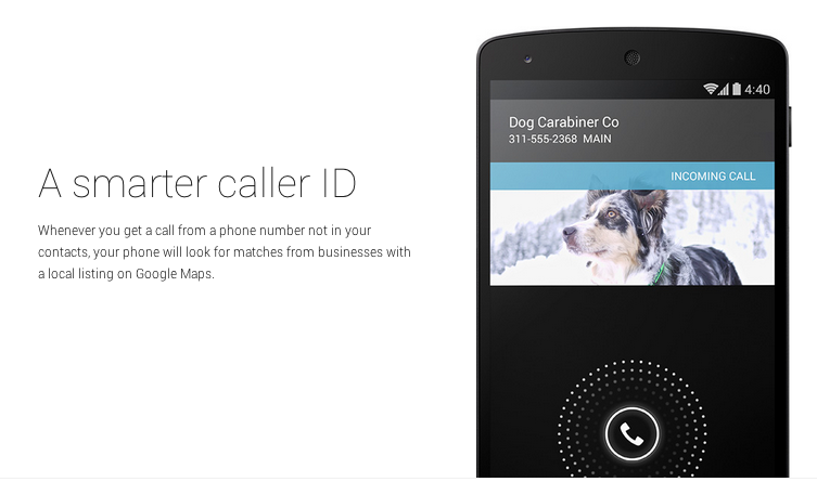 caller id android
