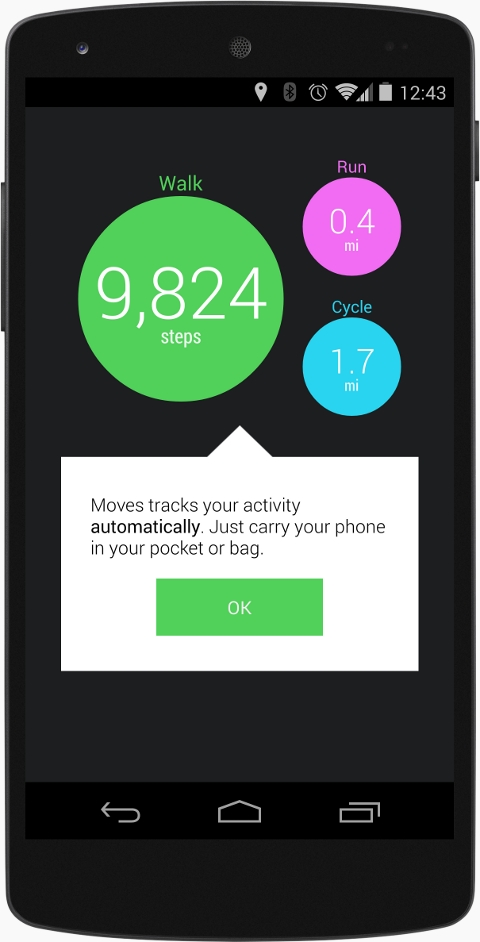 capteur basse consommation android 4.4