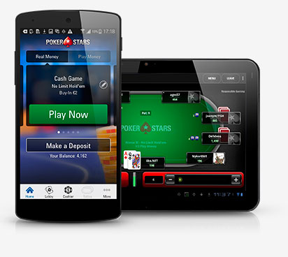 pokerstar android