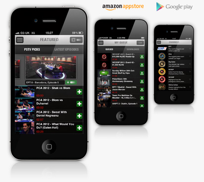 poker tv app android