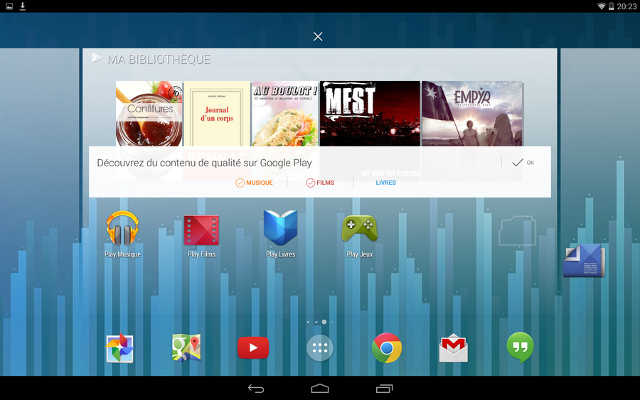 google now launcher new home
