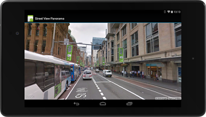 street view play services