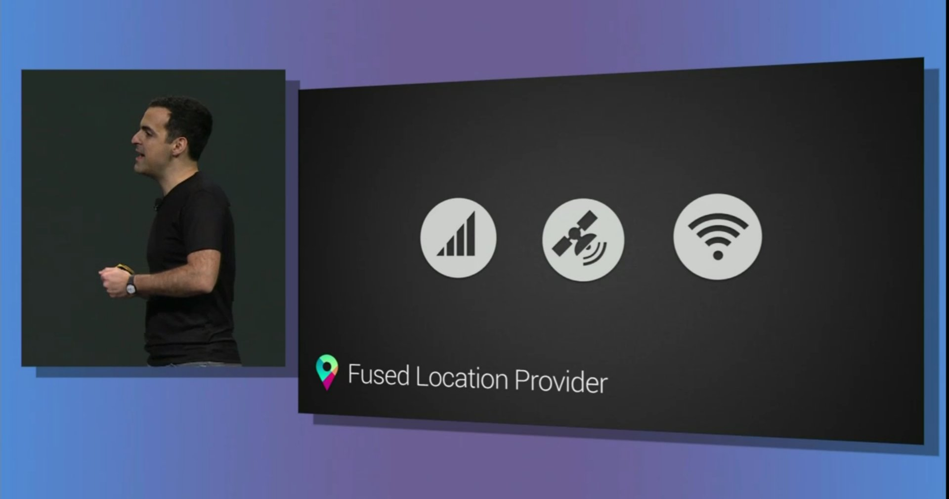 fused location provider android