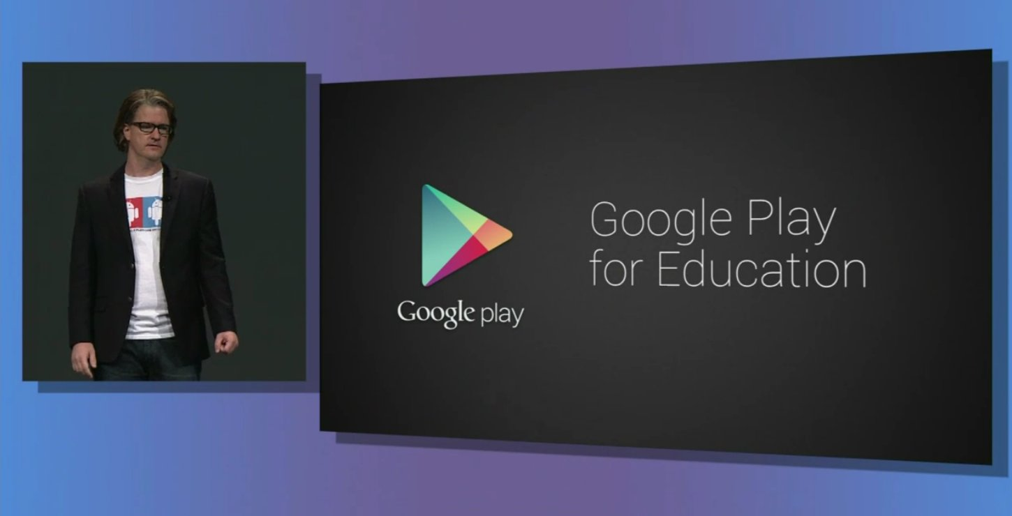 google play eductation