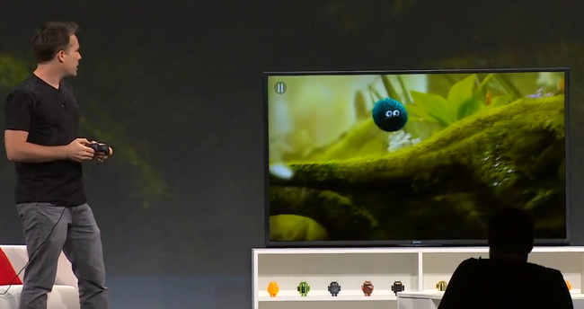 android TV jeuxvideo