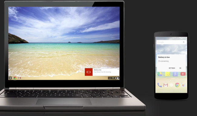 batterie android chromebook