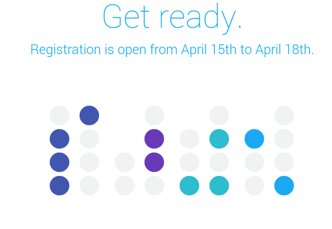 google io 14 register