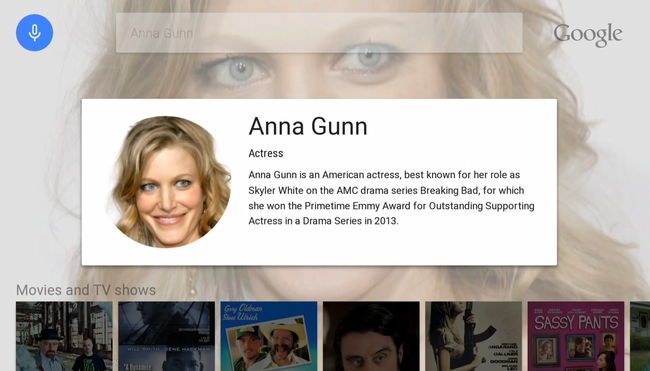 google search actrice