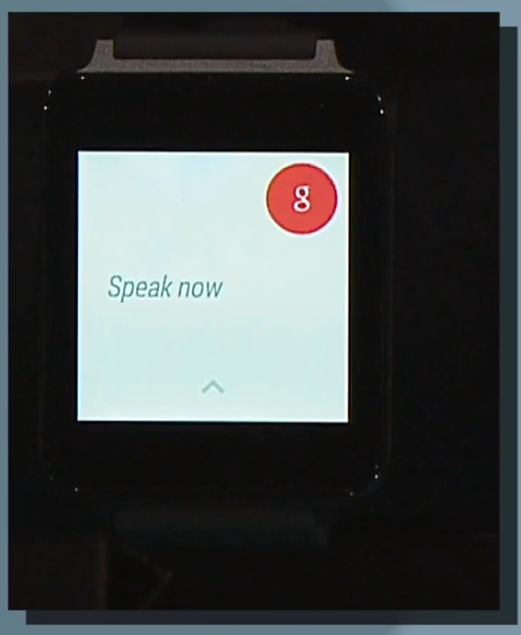 google voice wear