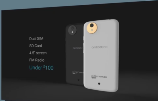 nacromax android one