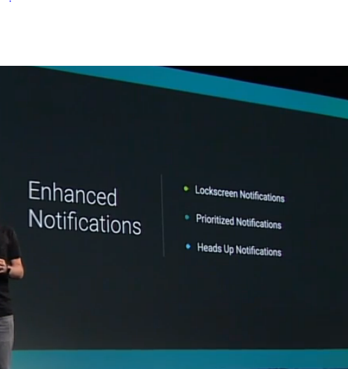 notification android L