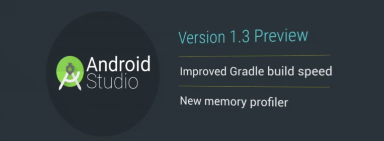 android studio 1.3 preview