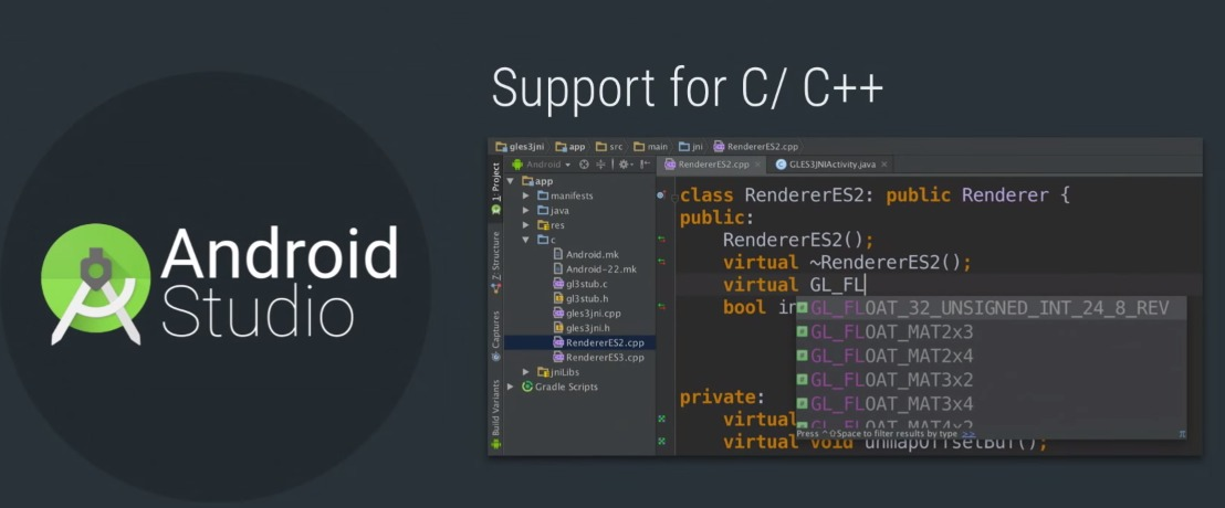 support c++