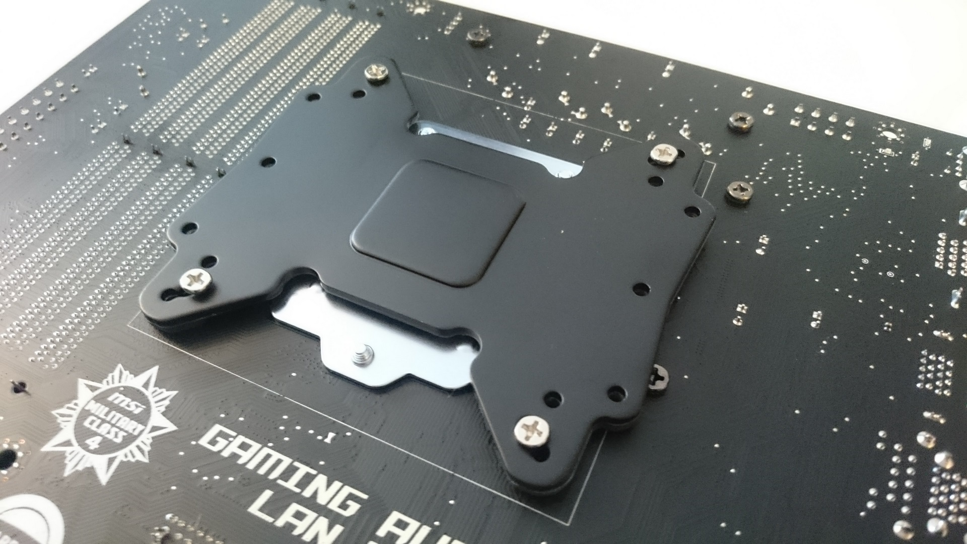 backplate dark rock 3