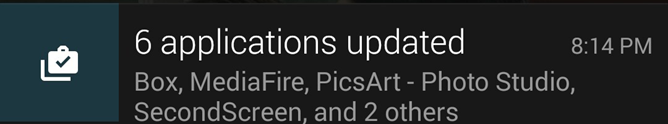 icone notification