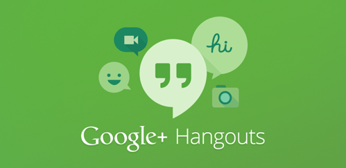 L'application Hangouts mise à jour vers la version 2.0.2